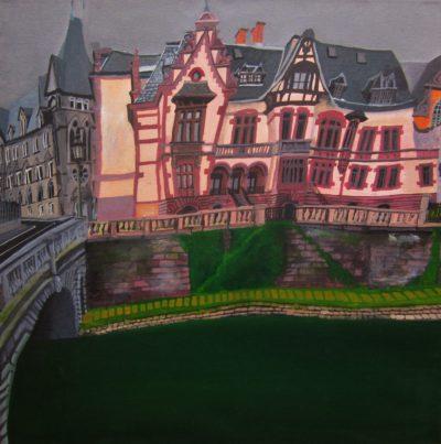 Estrasburgo, Villa Ritleng.