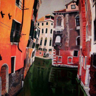 Venecia 1, 2001