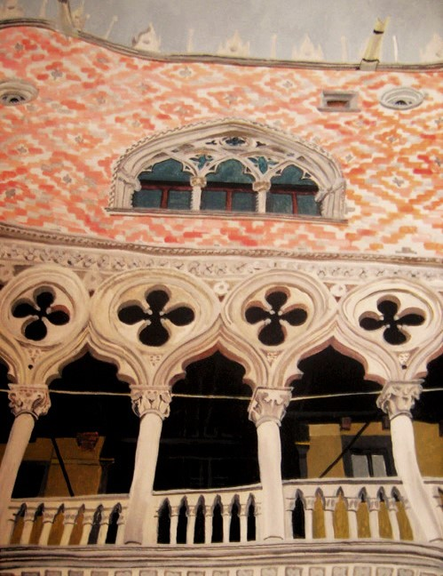 Venecia, Palazzo Ducale.